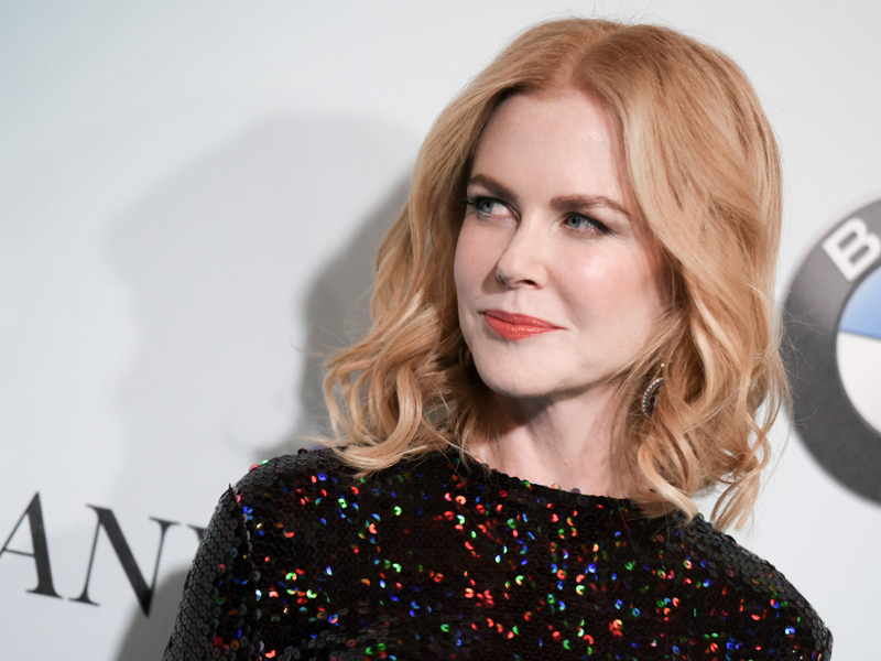 Nicole Kidman arrives at the Women in Film 2015 Crystal And Lucy Awards at the Hyatt Regency Century Plaza on Tuesday, June 16, 2015 in Los Angeles. (Photo by Richard Shotwell/Invision/AP)