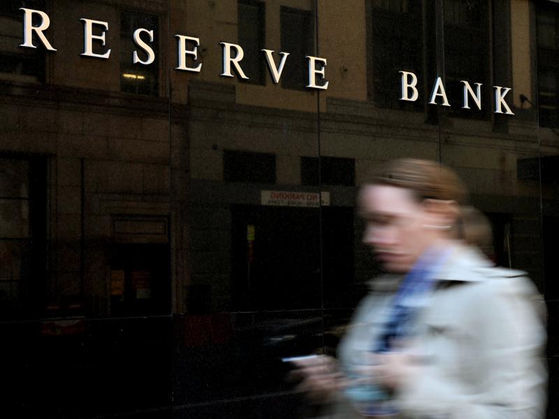 The Reserve Bank of Australia in Sydney, Monday, June 2, 2014. (AAP Image/Joel Carrett) NO ARCHIVING
