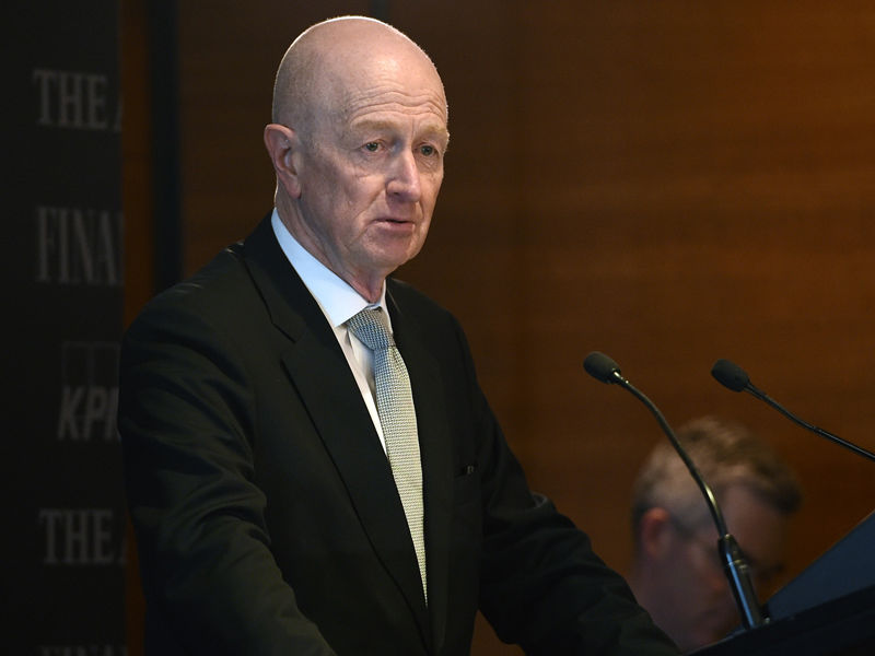 1.Economic growth will solve budget woes RBA