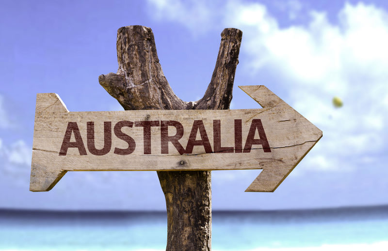 6.Australia lagging in tourism arms race