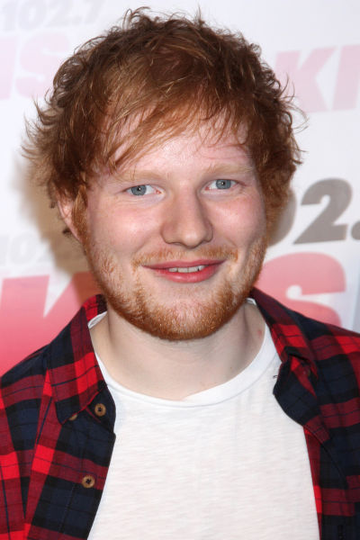 08.Ed Sheeran wrote hit with struggling mate