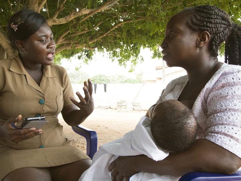 12.Aust designers help save lives in Ghana