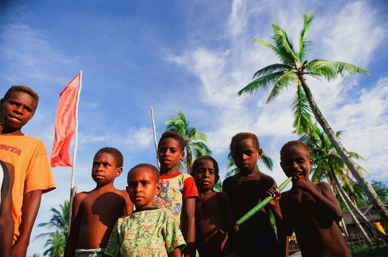 13.Cruising with a difference in PNG