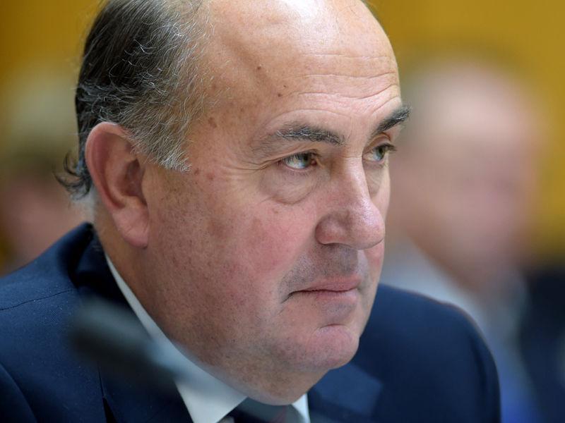 14-Treasury boss worried about rising debt