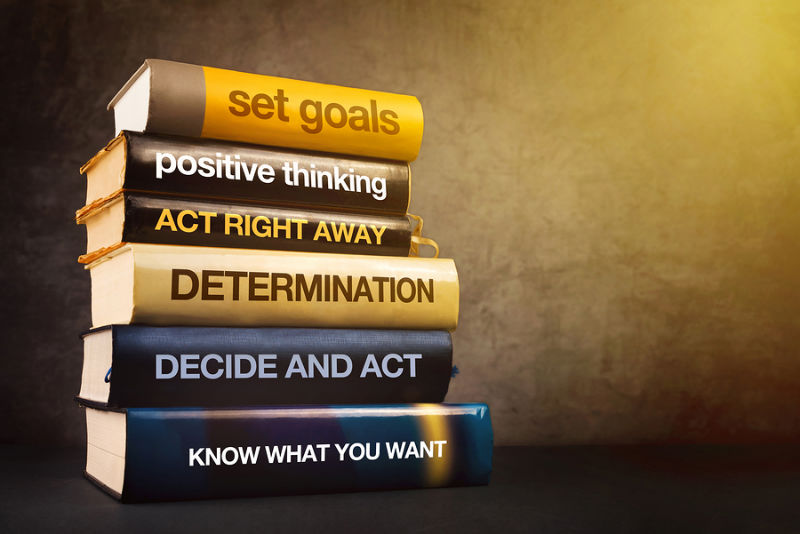 5.Business feeling positive