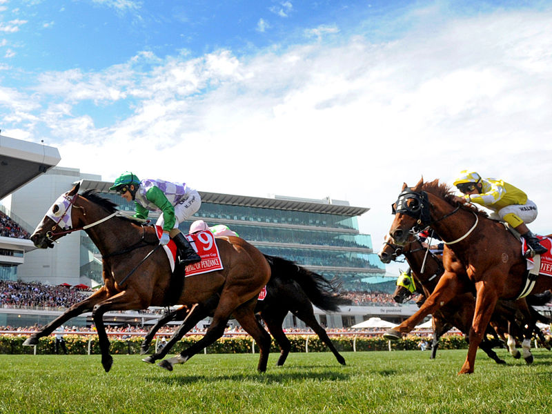 08-Melbourne Cup has lowest ever ratings